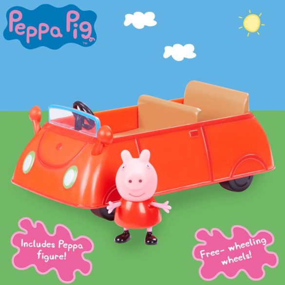 Peppa Pig si Masina Familiei 2