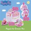 Peppa Pig si Setul de Joaca Masina de Inghetata 3