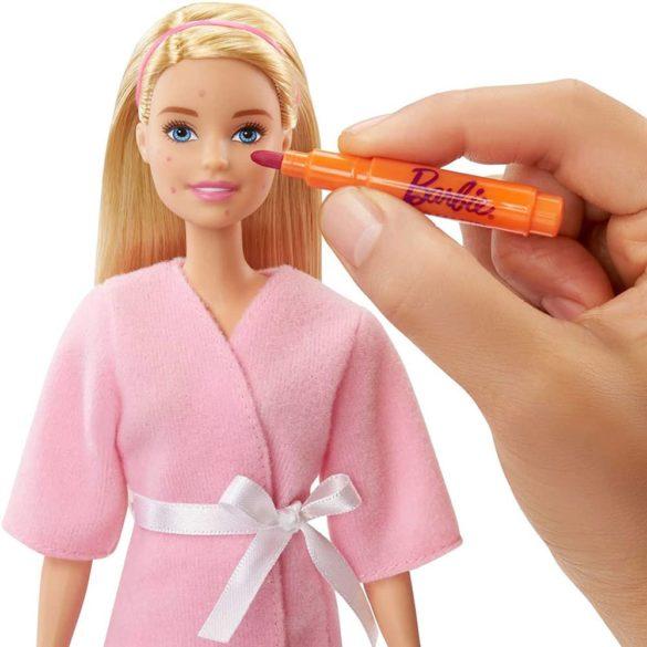 Set de Joaca Barbie o zi la spa cu Masca pentru Fata 5