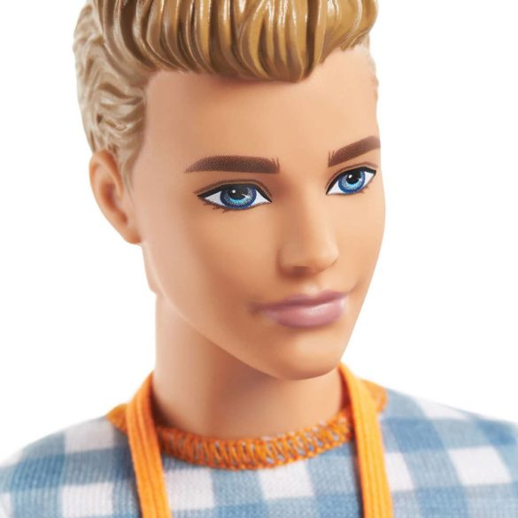 Barbie si Ferma de Vis Papusa Fermier Ken 2
