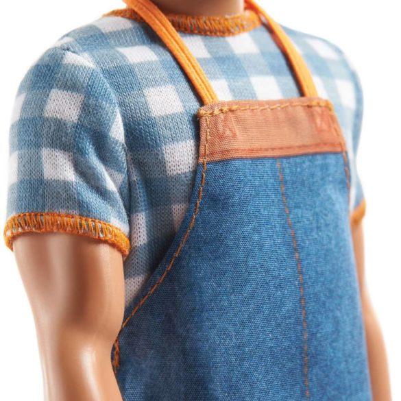 Barbie si Ferma de Vis Papusa Fermier Ken 3