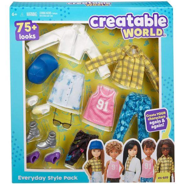 Creatable World Set Vestimentatie 5