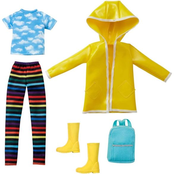 Creatable World Set Vestimentatie O zi Ploioasa