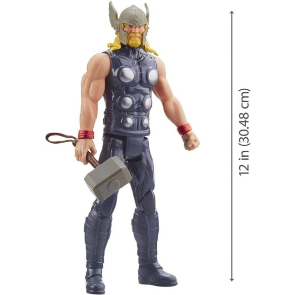 Figurina Marvel Avengers Thor cu Ciocan 30 cm 3