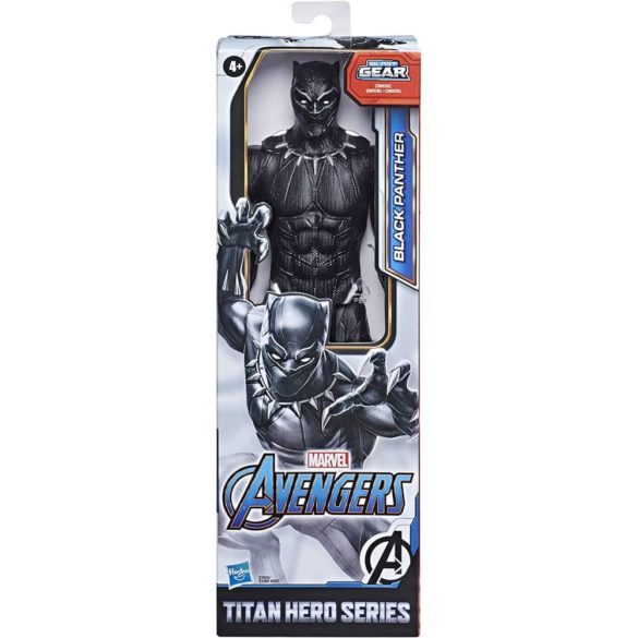 Marvel Avengers Figurina Black Panther 30 cm 6