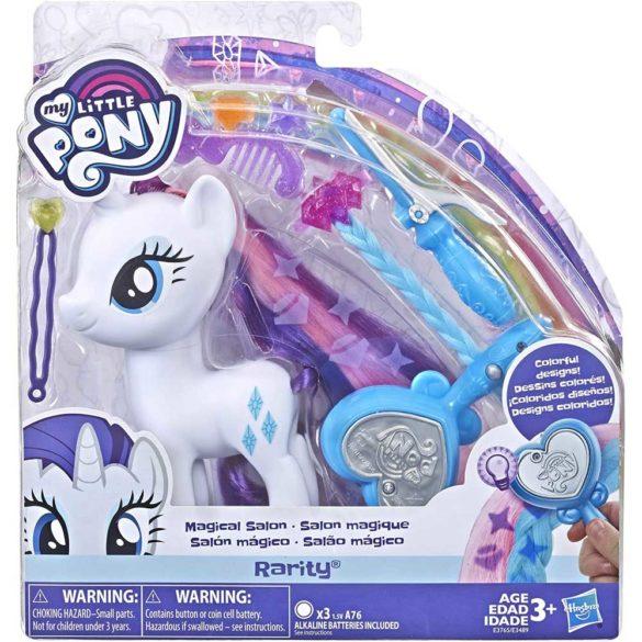 My Little Pony Salonul de suvite magice Rarity 8