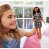 Papusa Barbie Fashionistas Model 140 2