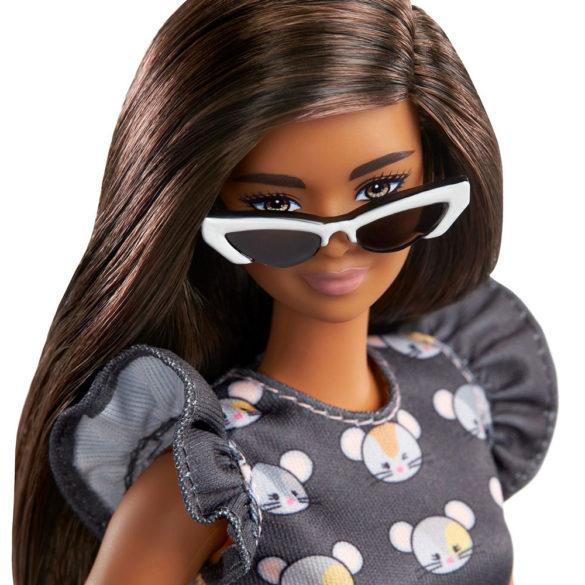 Papusa Barbie Fashionistas Model 140 3