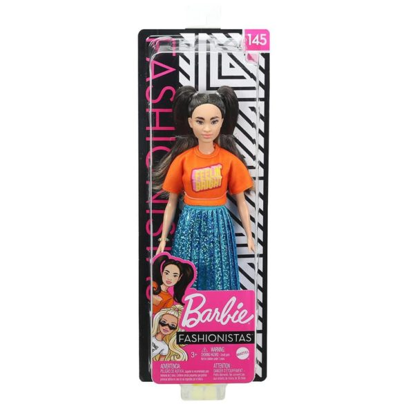 Papusa Barbie Fashionistas Model 145 6