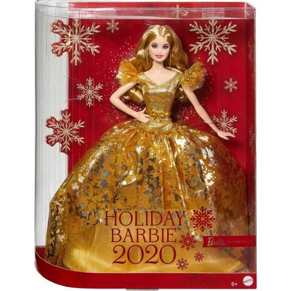 Papusa de Colectie Barbie Holiday 2020 7