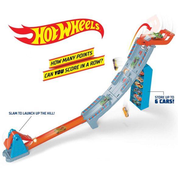 Pista Hot Wheels Hill Climb Champion GBF83 Mattel 7.