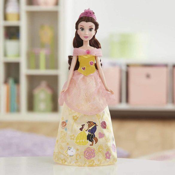 Printesele Disney Papusa Belle cu Rochie pentru Decorat 8