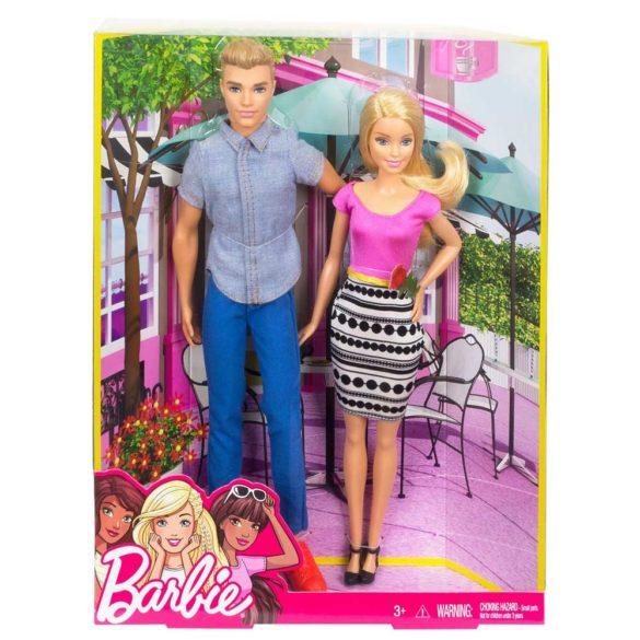 Set Papusa Barbie si Ken la Intalnire 4