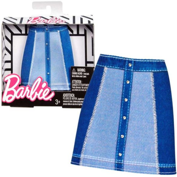 Barbie Accesorii: Fustita Denim FPH37