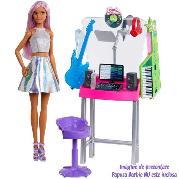 Barbie Set de Joaca Studioul de Inregistrari 2