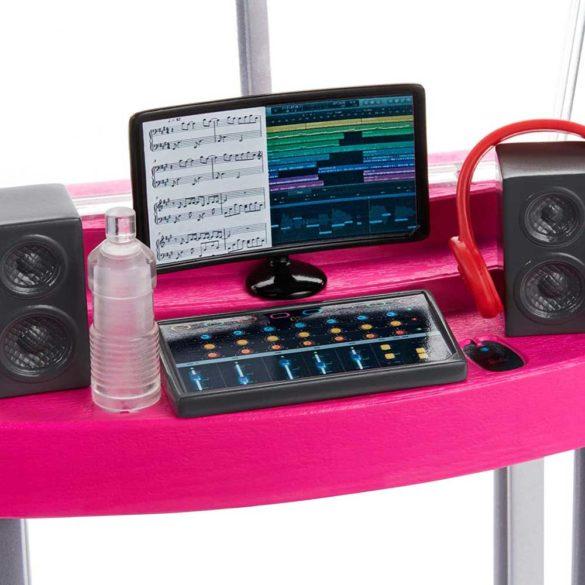 Barbie Set de Joaca Studioul de Inregistrari 4