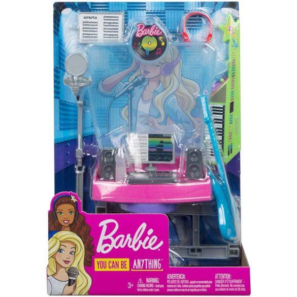 Barbie Set de Joaca Studioul de Inregistrari 6