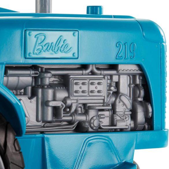 Barbie si Ferma de Vis Setul de Tractor cu Accesorii 5
