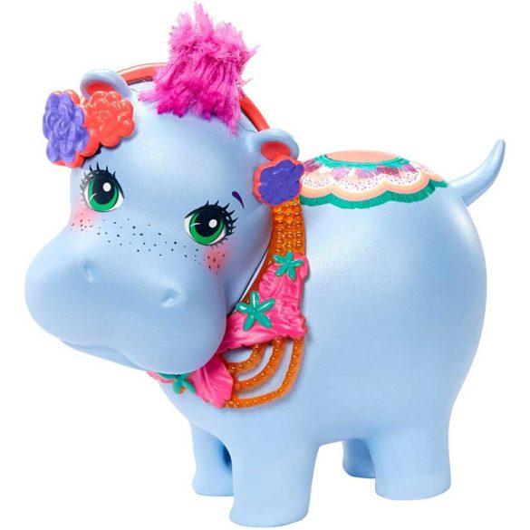 Enchantimals Papusa Hedda Hippo si Figurina Lake 6