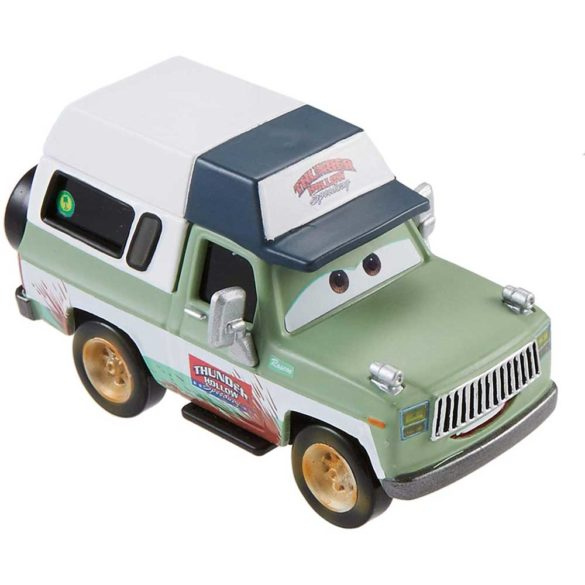 Masinuta Metalica Cars Deluxe Roscoe 9 cm 2