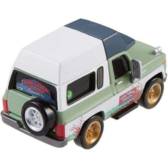 Masinuta Metalica Cars Deluxe Roscoe 9 cm 3