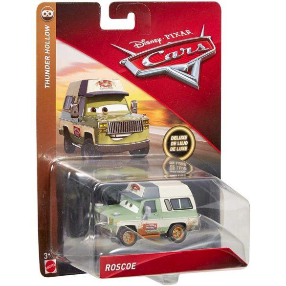 Masinuta Metalica Cars Deluxe Roscoe 9 cm 5