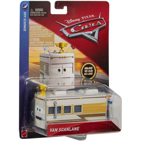 Masinuta Metalica Cars Deluxe Van Scanlane 12 cm 5