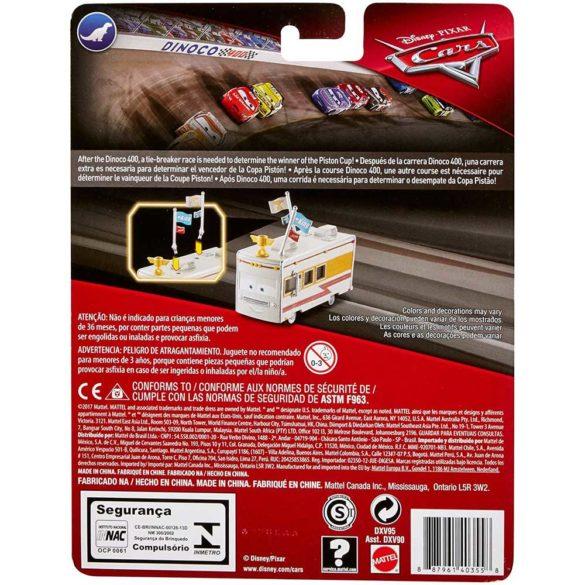 Masinuta Metalica Cars Deluxe Van Scanlane 12 cm 6