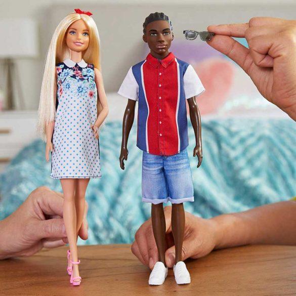 Pachet Vestimentatie Barbie Ken GHX69 2