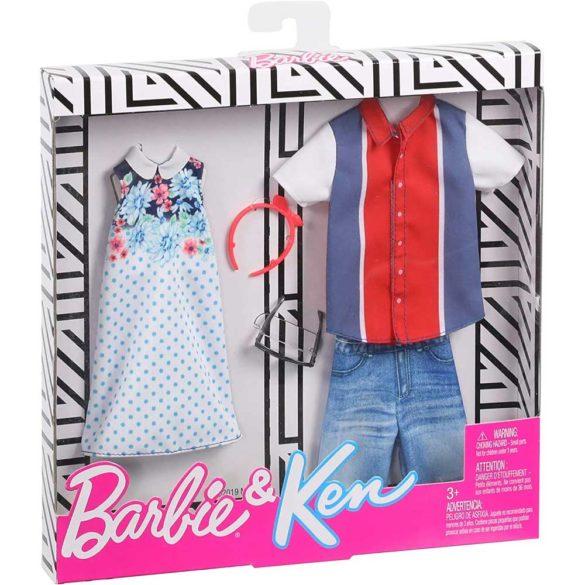Pachet Vestimentatie Barbie Ken GHX69 3