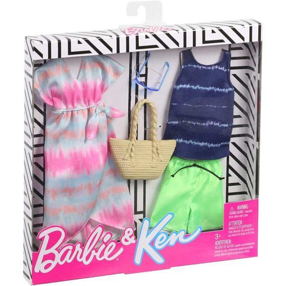 Pachet Vestimentatie Barbie Ken GHX71 4