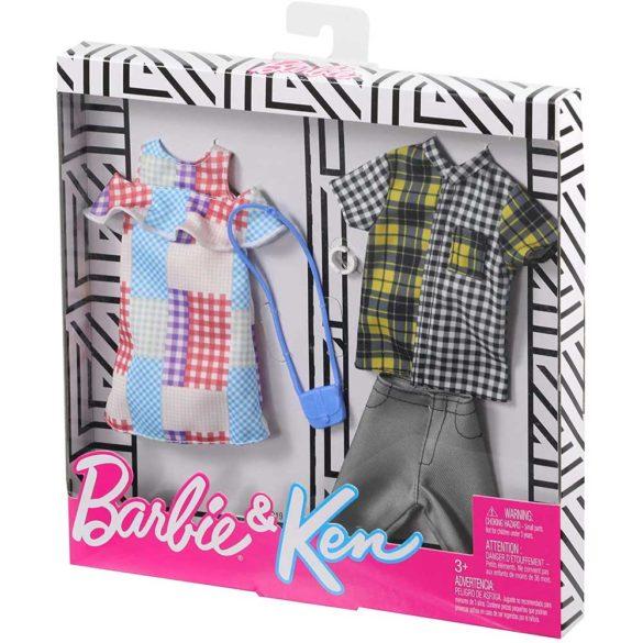 Pachet Vestimentatie Barbie Ken GHX72 2