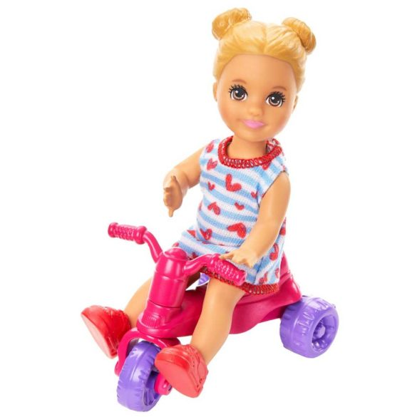 Barbie Skipper Babysitters Papusa si Set de Joaca la Masa 5