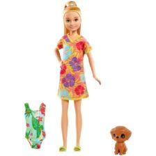 Barbie The Lost Birthday Papusa Stacie cu Accesorii