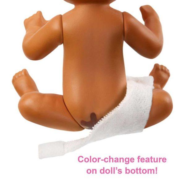 Barbie Babysitters Set de Joaca Hranirea Bebelusului 3