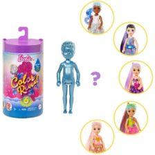 Barbie Color Reveal Papusa Chelsea cu 6 Surprize