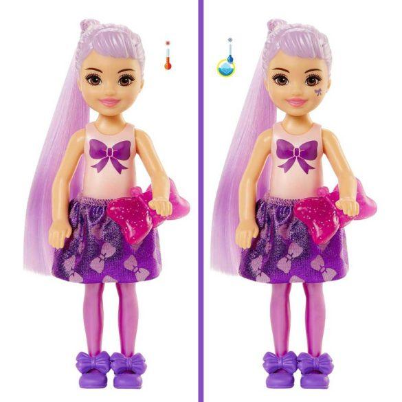 Barbie Color Reveal Papusa Chelsea cu 6 Surprize 4