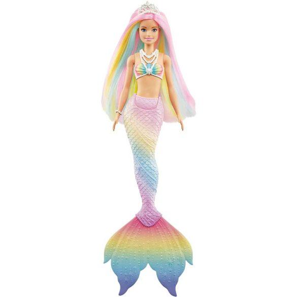 Barbie Dreamtopia Papusa Sirena Culori Schimbatoare 1