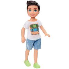 Barbie si Clubul Fluturasilor Papusa Baiat cu Skate