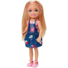 Barbie si Clubul Fluturasilor Papusa cu Fustita Denim