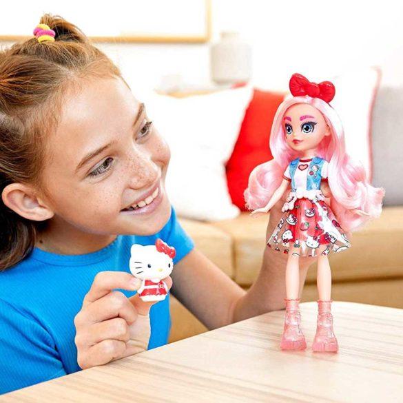 Colectia Hello Kitty Papusa Eclair si Figurina Hello Kitty 2