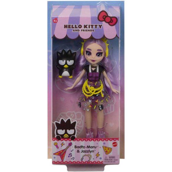 Colectia Hello Kitty Papusa Jazzlyn si Figurina Badtz Maru 6
