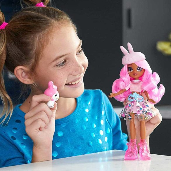 Colectia Hello Kitty Papusa Stylie si Figurina Melody 2