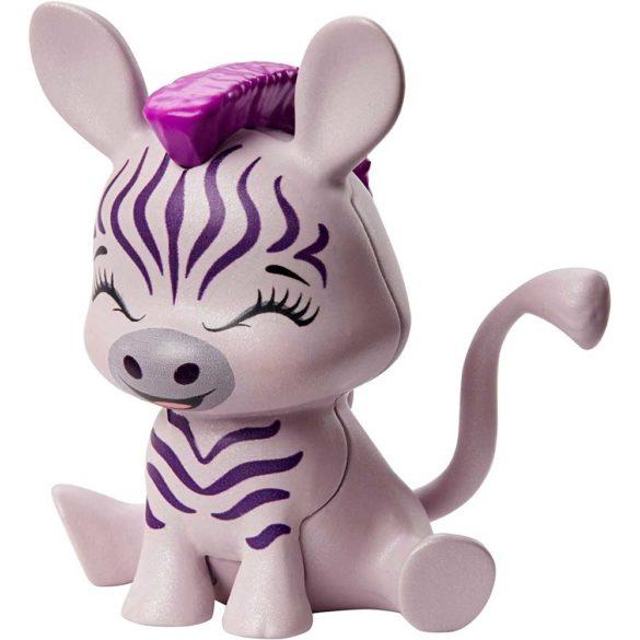 Enchantimals Papusa Zadie Zebra si Figurina Ref 5