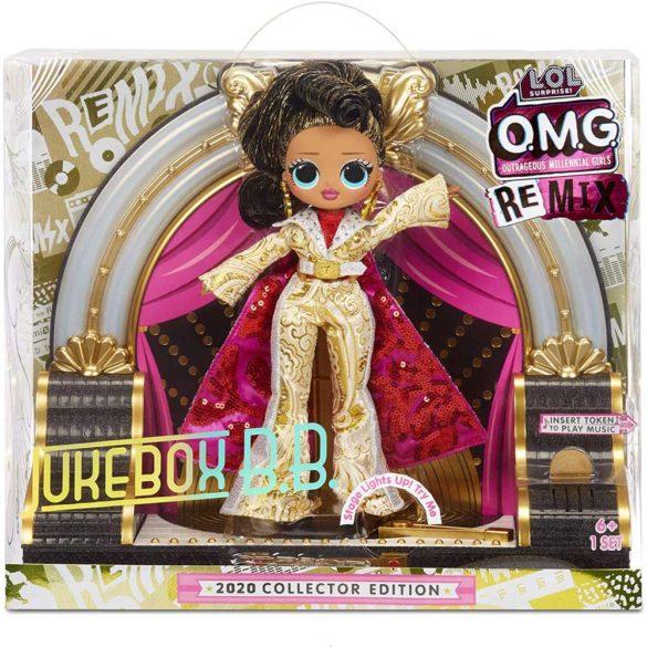 LOL Surprise O.M.G. Remix Papusa Jukebox B.B cu Muzica 6