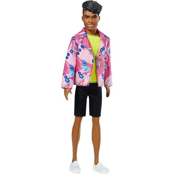 Papusa Ken Aniversara - Moda din 1985