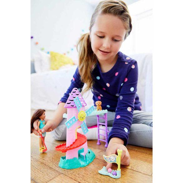 Set de joaca Mattel Barbie Chelsea Partida de Golf 2