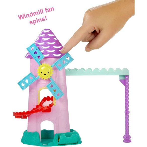 Set de joaca Mattel Barbie Chelsea Partida de Golf 3