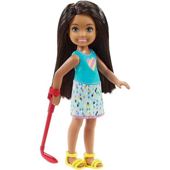 Set de joaca Mattel Barbie Chelsea Partida de Golf 4