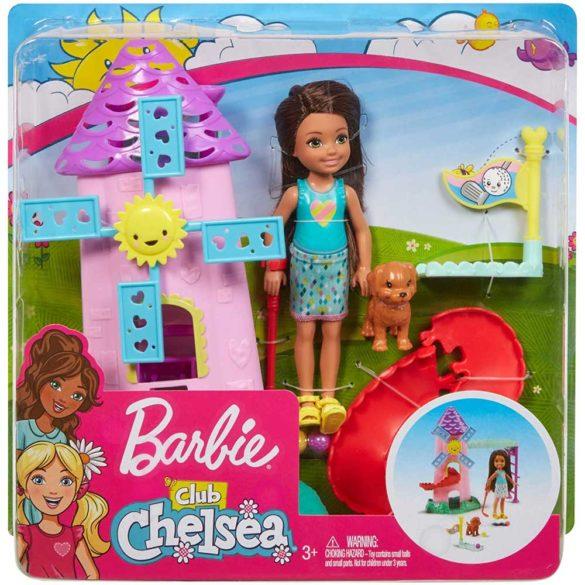 Set de joaca Mattel Barbie Chelsea Partida de Golf 5